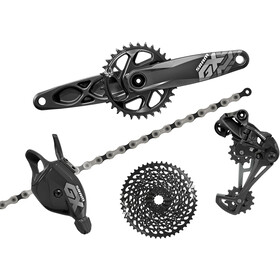 SRAM GX Eagle Groupe SRAM X01 Eagle 1x12s, black